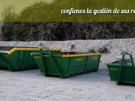 contenedores confíenos sus residuos